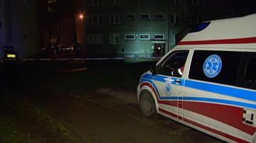 Wybuch w bloku w Łodzi. Rannych dwoje policjantów i strażak