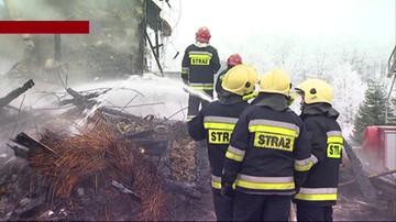 Rachunek za ugaszenie restauracji wystawiono strażakom. Właściciel twierdzi, że zanieczyścili pobliski staw