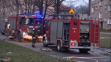 03-04-2017 12:18 Pożar w szpitalu w Kędzierzynie-Koźlu. Ewakuowano pacjentów