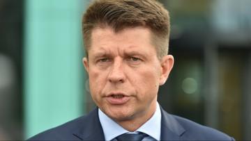 """15-07-2017 17:11 Petru pisze do międzynarodowych instytucji i zaprasza do Polski. """"Pilne wezwanie do solidarności"""""""
