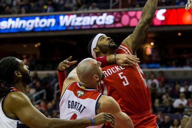Liga NBA: drużyna Gortata pewna gry w fazie play off