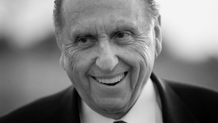 Zmarł przywódca Kościoła mormonów. Thomas S. Monson miał 90 lat
