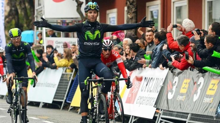 Valverde wygrał etap, znów zmiana lidera