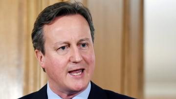 31-01-2016 11:54 Brytyjskie żądania wobec Unii. Spotkanie Tuska i Camerona w Londynie