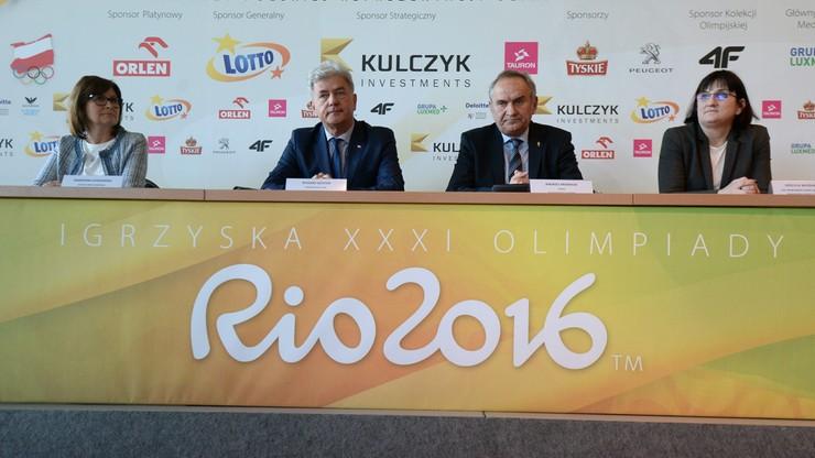 Otwarcie igrzysk w... Warszawie