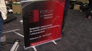 Forum dla Wolności i Rozwoju w Katowicach