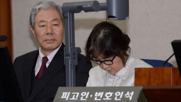 19-12-2016 09:23 Przyjaciółka prezydent Korei Południowej zaprzecza zarzutom