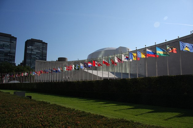 Ukraina prosi ONZ o misję pokojową