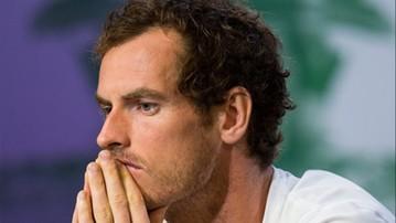 2018-01-08 Murray przeszedł operację! Liczy, że zdąży na Wimbledon