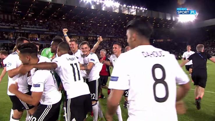 Euro U-21: Niemcy świętują mistrzostwo Europy
