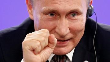 """18-06-2016 06:03 """"Będziemy musieli odpowiedzieć"""" - Putin o tarczy antyrakietowej w Europie"""