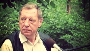 """05-07-2017 19:58 """"To jest obrażanie Polski"""". Szyszko o decyzji UNESCO wzywającej do natychmiastowego zaprzestania wycinki drzew w Puszczy"""