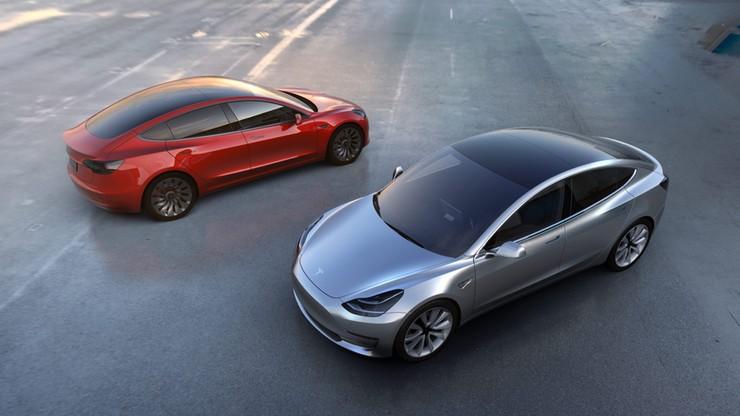 Tesla pokazała Model 3. Tak tanio jeszcze nie było