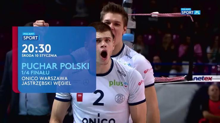 Zapowiedź meczu ONICO Warszawa - Jastrzębski Węgiel