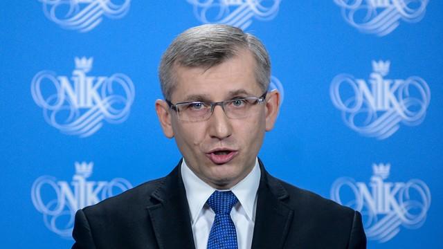 Sejmowa zarekomenduje uchylenie immunitetu prezesa NIK