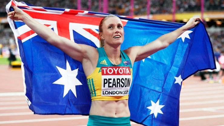 Lekkoatletyczne MŚ: Wielki triumf Pearson w biegu na 100 m ppł