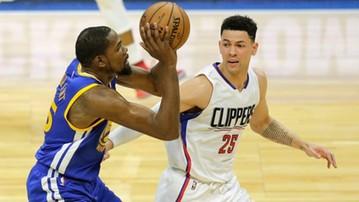 2016-12-23 NBA: 26. zwycięstwo Golden State Warriors
