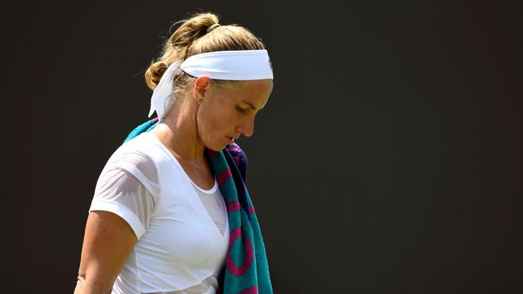 Australian Open: Organizatorzy potwierdzili nieobecność Kuzniecowej