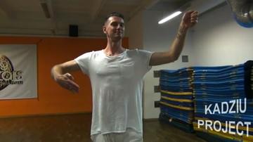 2015-09-10 Kadziu Project na parkiecie: Zobacz Taniec z Siatkarzem!