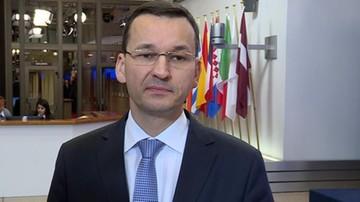 07-03-2017 12:55 Morawiecki: chciałbym, aby Polska nie zwiększała zadłużenia wobec zagranicy