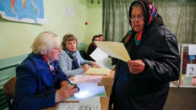 Ukraina: Zakończyły się wybory samorządowe
