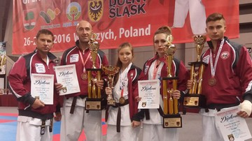 2016-11-30 Wokalista disco polo z medalem na Pucharze Europy!