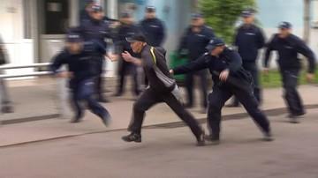 Wrocław: ponownie doszło do zamieszek po śmierci 25-latka na komisariacie