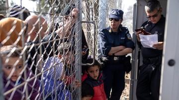 23-02-2016 15:16 ONZ ostrzega: Europie grozi chaos z powodu zamykania granic