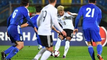 2016-11-11 El. MŚ 2018: Niemcy deklasują 8:0, hat-trick debiutanta