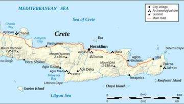 16-07-2017 06:02 Silne trzęsienie ziemi na Krecie
