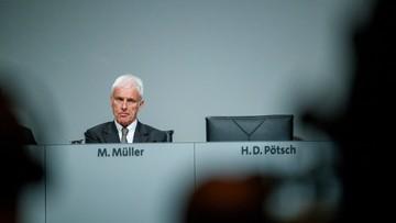 10-05-2017 20:06 Jest śledztwo prokuratury wobec szefa Volkswagena - informują niemieckie media