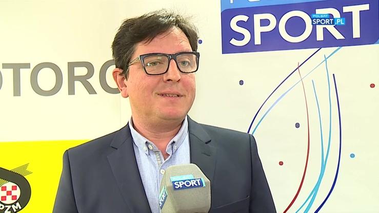 Wójcik: Powrót żużla na sportowe anteny Polsatu to wielka chwila