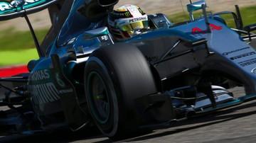 2015-09-05 Hamilton wystartuje z pole position na torze Monza