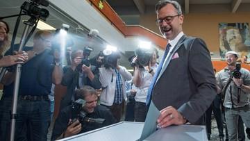 22-05-2016 08:32 Druga tura wyborów prezydenckich w Austrii. Faworytem polityk prawicowo-populistycznej Partii Wolności