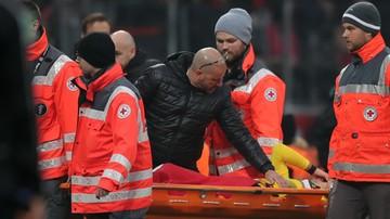 2017-12-05 Kluczowy gracz Borussii Dortmund kontuzjowany! Nie zagra przez kilka miesięcy