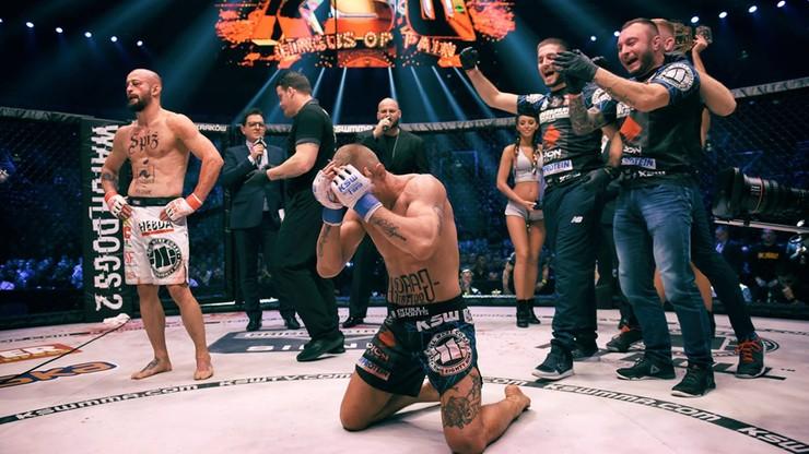 KSW w piątce najlepszych organizacji MMA na świecie! Nominacje dla Jędrzejczyk