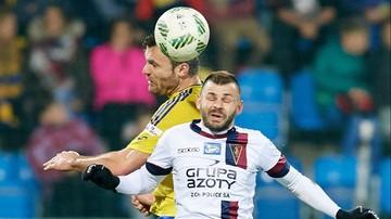 2017-03-28 Napastnik Pogoni Szczecin w jedenastce France Football