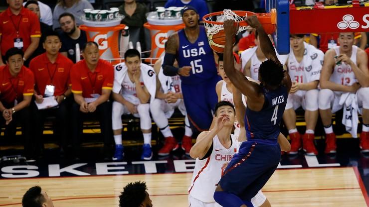 Rio: Amerykańscy koszykarze gromią w sparingach