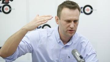 03-03-2017 11:03 Nawalny zarzucił Miedwiediewowi posiadanie ukrytego majątku