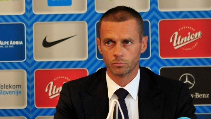 Szef UEFA: Co najmniej szesnaście miejsc dla Europy od 2026 roku