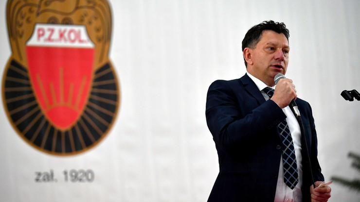 Wybory w PZKol: Banaszek nie poda się do dymisji bez weryfikacji delegatów