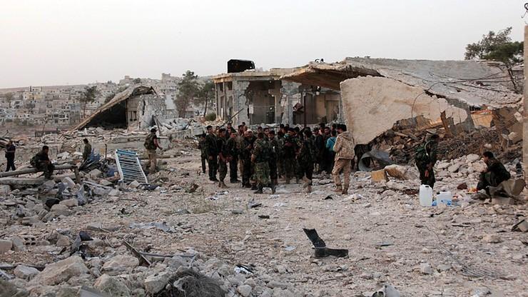 Szkoła w Aleppo zbombardowana. Wśród ofiar są dzieci