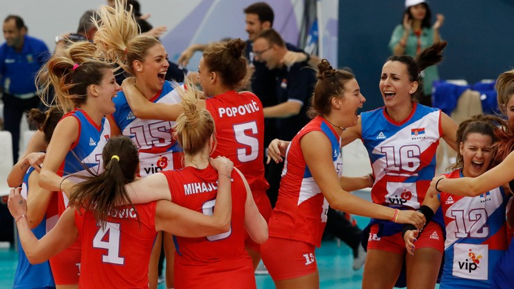 Holandia - Serbia w finale mistrzostw Europy