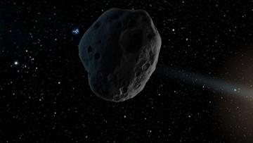 """28-04-2017 15:04 Twórcy """"kosmicznej wiertarki"""" chcą sprowadzić na Ziemię surowiec z asteroidy"""