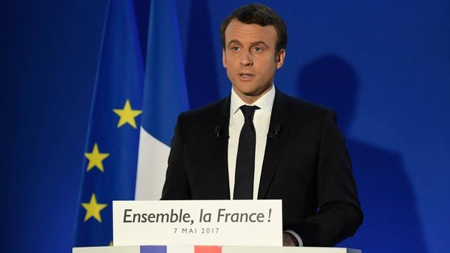 Francja: partia Macrona z szansą na bezwzględną większość w parlamencie