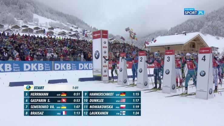 PŚ w biathlonie: Niedosyt Nowakowskiej. Wygrana Dahlmeier