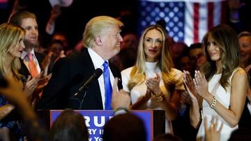 05-05-2016 05:17 Trump pokonał wszystkich. Kasich rezygnuje z walki o nominację