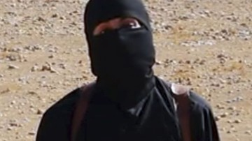 """19-01-2016 23:30 """"Jihadi John"""" nie żyje. Terrorysta zginął podczas nalotu dronów"""