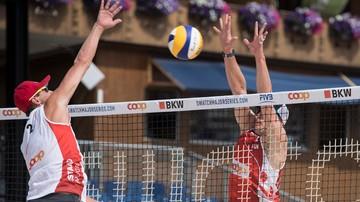 2017-04-22 WT w siatkówce plażowej: Szałankiewicz i Rudol zagrają w półfinale