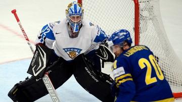 2015-10-23 NHL: Muminkowe problemy fińskiego bramkarza